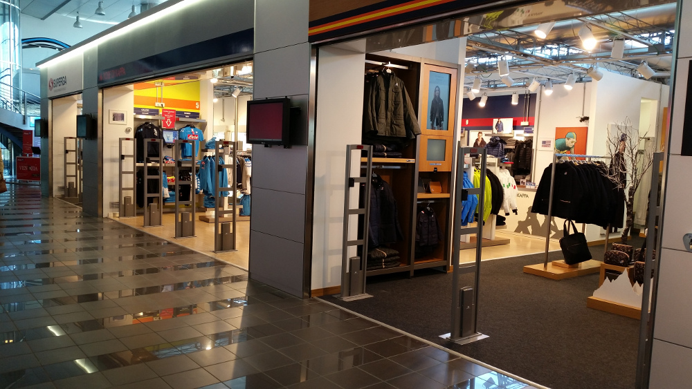 Nuova installazione: aeroporto Torino Caselle